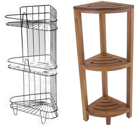 3 tier corner shower caddy