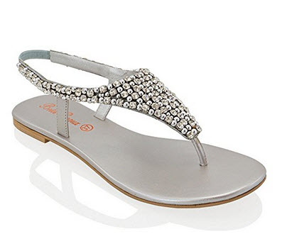 abf85e3d53c Dressy flat sandals for wedding – ChoozOne