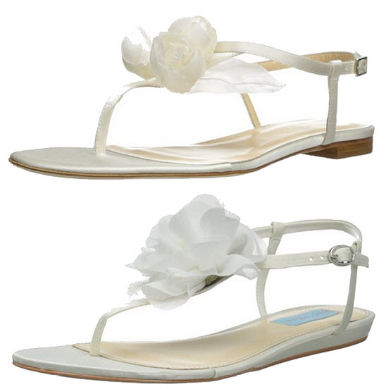 Dressy flat sandals for wedding – ChoozOne