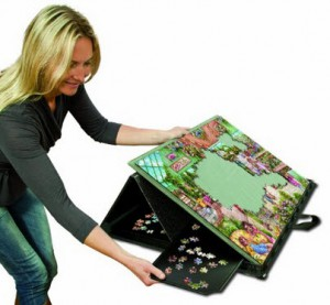 Folding Jigsaw Puzzle Table - d