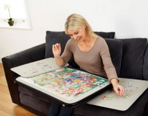 Folding Jigsaw Puzzle Table Choozone