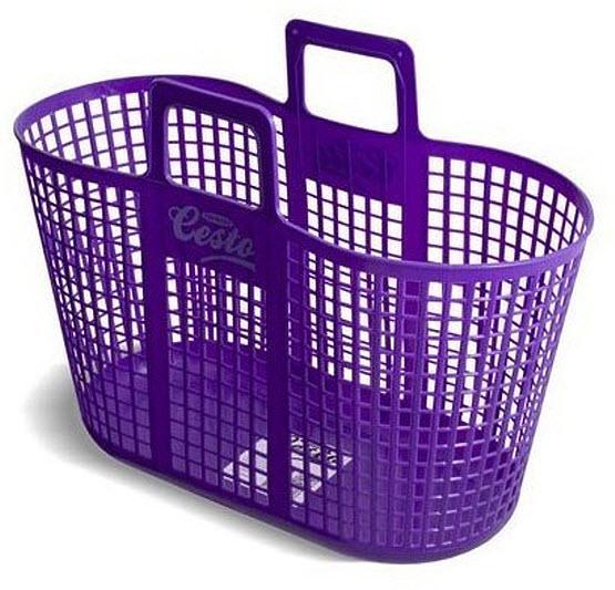 Plastic beach basket – ChoozOne