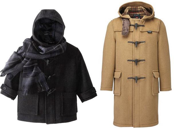boys wool duffle coat – ChoozOne