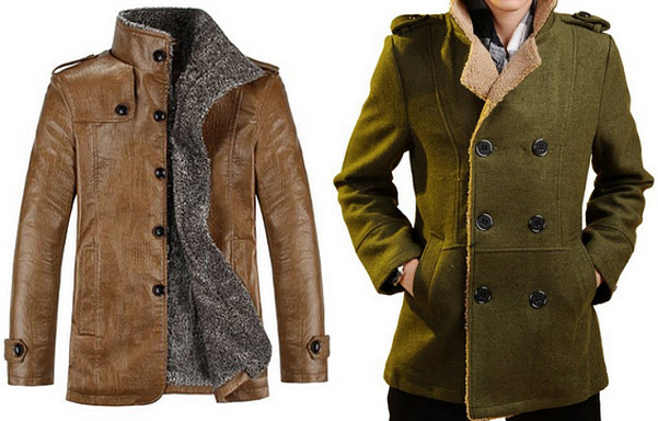 Cool coats for men
