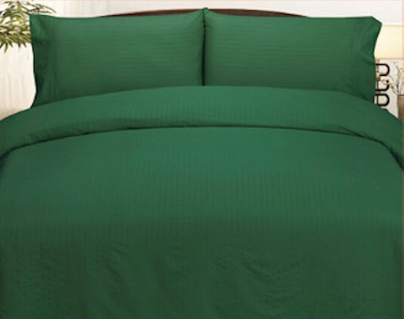 Attrayant Dark Green Bed Sheets
