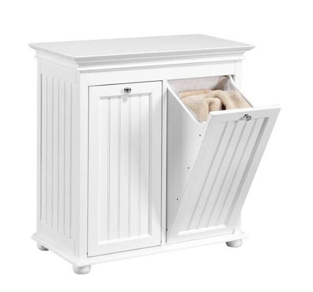 Double hamper cabinet – ChoozOne