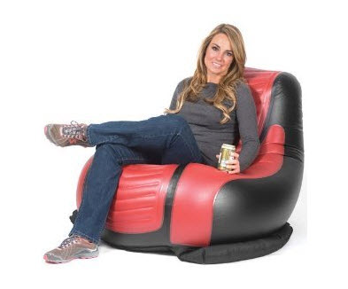 inflatable camping chairs