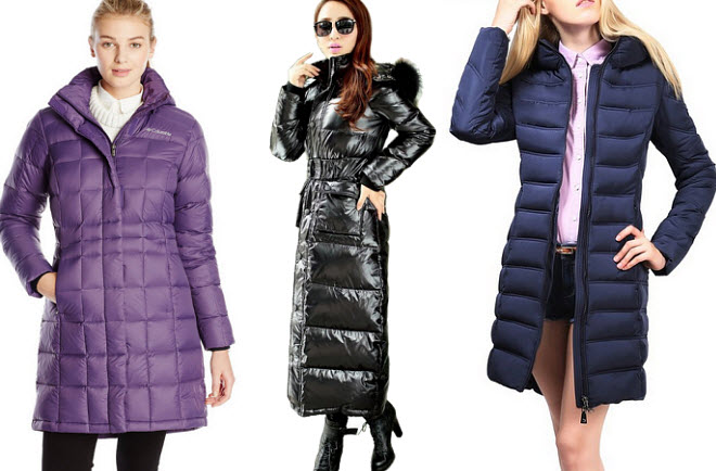 Womens long puffer jackets – ChoozOne