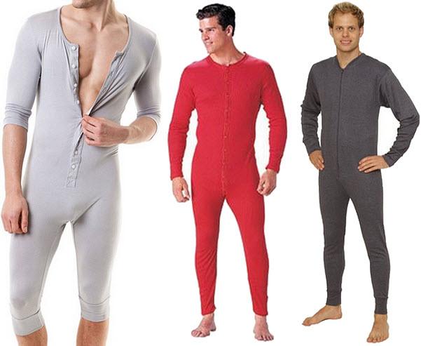 Mens Full Body Underwear Choozone