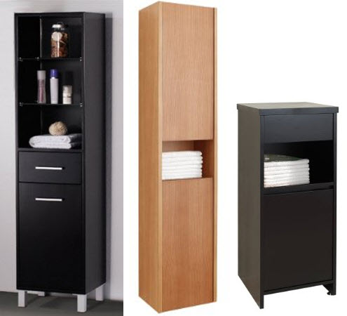 Modern Bathroom Storage Cabinets Choozone