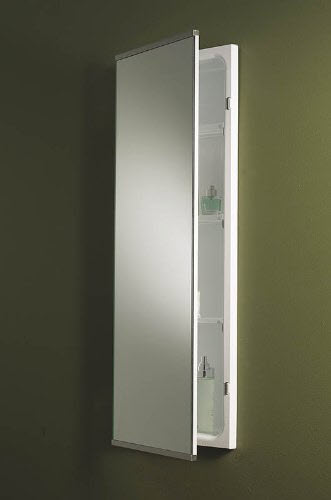 Narrow Bathroom Wall Cabinet ChoozOne