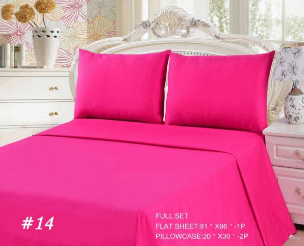 Neon Pink Bedding Choozone