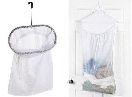 Over The Door Laundry Basket Interior Design Ideas
