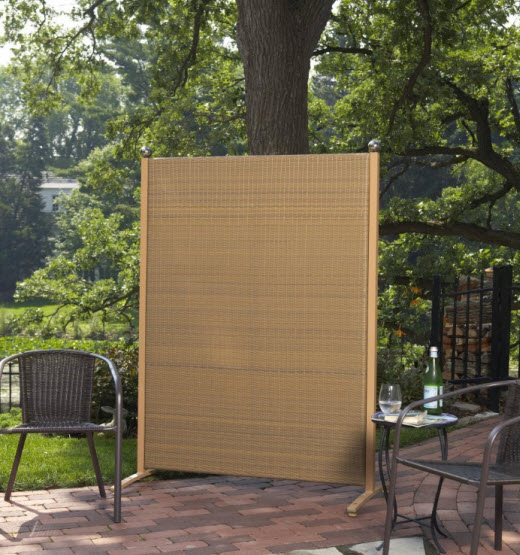 Patio Privacy Panels