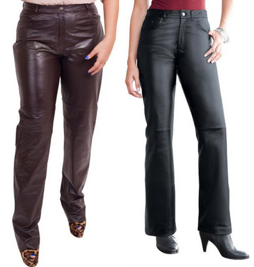 fullbeauty offers you an amazing selection of plus size leather and suede pants available now online. Shop all your favorite brands in one place.