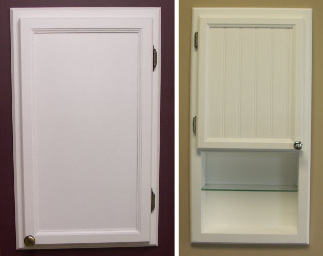 Recessed Medicine Cabinets Without Mirror Choozone