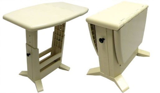 rv folding table
