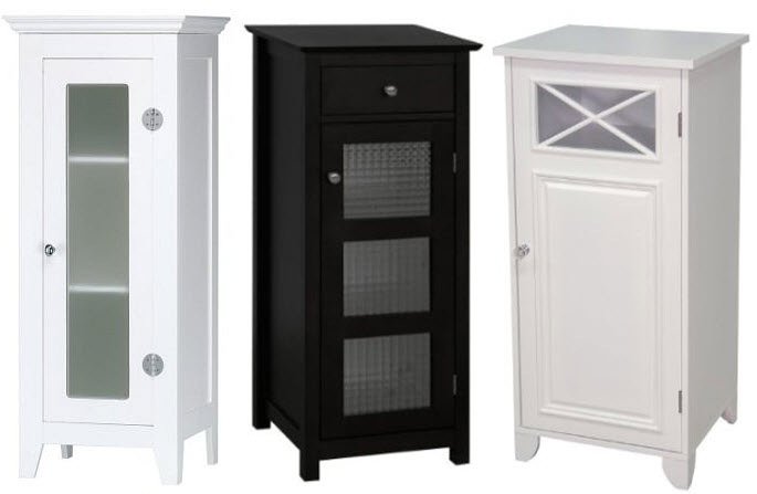 Great Small Bathroom Storage Cabinets