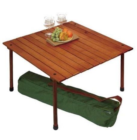 small portable folding table choozone. Black Bedroom Furniture Sets. Home Design Ideas