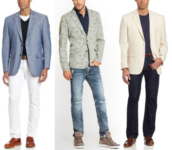 Mens Summer Blazers Jackets - Best Blazer 2017