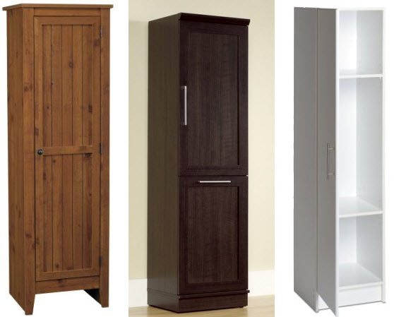 Pantry Cabinet: Freestanding Kitchen Pantry Cabinet with kitchen ...