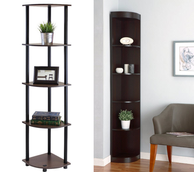 tall corner etagere tall corner etagere u20ac choozone black corner shelf unit lv designs