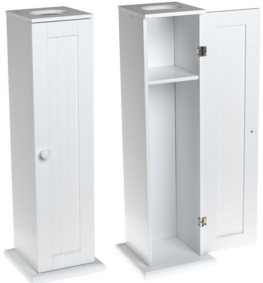 Toilet Paper Storage Cabinet Choozone