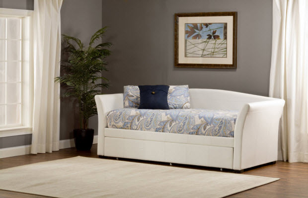 Hillsdale Montgomery Daybed with Trundle 620 x 399
