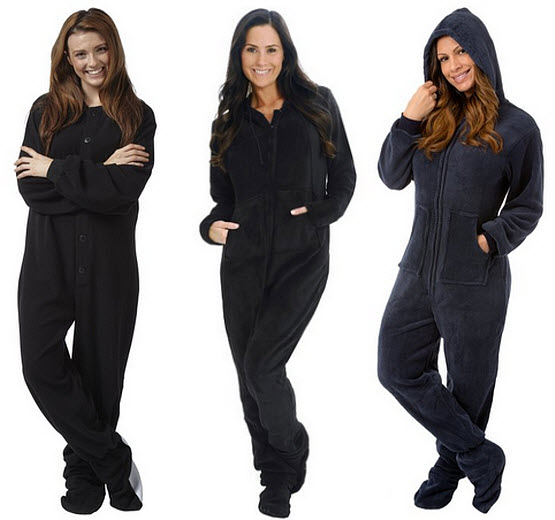 womens black onesies