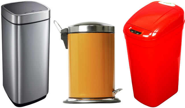 designer kitchen trash can designer kitchen trash cans choozone 830